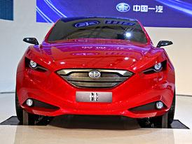 FAW Go (Besturn B30): Nový sedan s technikou druhé Jetty