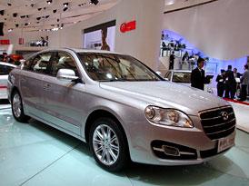 Číňané otevřeli první automobilku v EU, nabídnou auta za 8000 eur