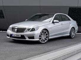 Mercedes E 63 AMG s 5,5 V8 biturbo: Proti nov� M5