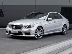 Mercedes E 63 AMG s 5,5 V8 biturbo: Proti nové M5