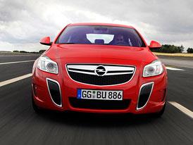 Opel Insignia OPC Unlimited: 270 km/h za 1,1 milionu K�