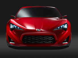 Scion FR-S Sports Coupe Concept: FT-86 počtvrté (video)
