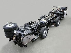 Mercedes-Benz OC 500 RF: Šasi s ESP pro autobusy