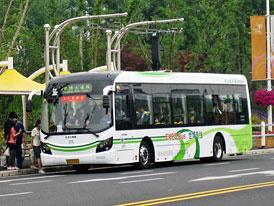 Volvo Buses a SAIC Motors: Nov� spole�n� podnik
