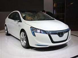 Luxgen Neora: Elektrický sedan od bílého slunce