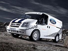 Ford Transit Supersportvan 3,2 TDCi (147 kW, 470 Nm)