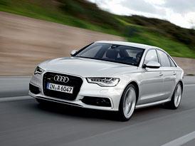 Audi A6 na �esk�ch cest�ch: Druh� j�zdn� dojmy