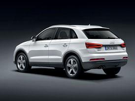 Audi Q3: Základ za 29.900 Euro, příplatek proti Tiguanu 2.975 Euro