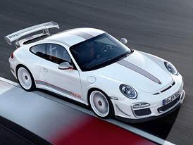Porsche 911 GT3 RS 4.0: Oficiální informace + video