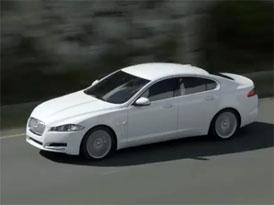 Video: Jaguar XF 2012 – Dynamické představení nové tváře