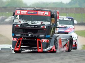 Renault Truck Racing: Český tým zvítězil v prvním závodě sezóny