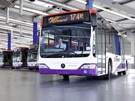 Mercedes-Benz Citaro: 300 autobusů pro Singapur