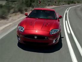 Video: Jaguar XK 2012 – GT s novou přídí