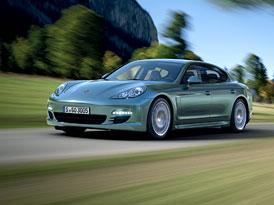 Porsche Panamera Diesel: Vznětový šestiválec, Tiptronic a pohon zadních kol