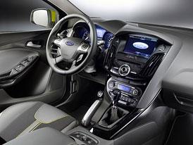 Ford Focus a jeho komfortní výbava