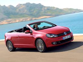 VW Golf Cabrio: Mezi hatchbackem a Eosem