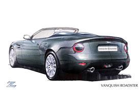 Aston Martin Vanquish p��jde v �enev� o st�echu