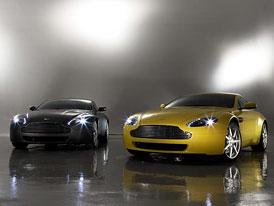 Ženeva živě: Aston Martin V8 Vantage