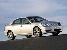 Cadillac BLS se prodává na českém trhu: ceny od 823.632,-Kč