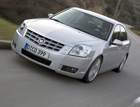 Cadillac BLS: Evropa dostane i diesel