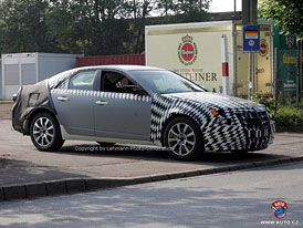 Spy Photos:  Cadillac CTS