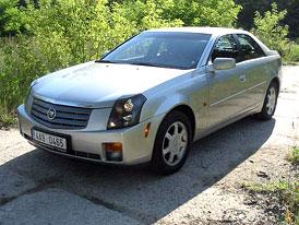 Cadillac CTS: Američan s evropským pasem (test)