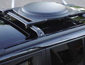 Cadillac nabízí zákazníkům satelitní TV přijímače