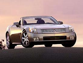 Cadillac míří vysoko - přichází XLR