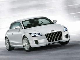Audi Shooting Brake Concept: nové TT v novém stylu