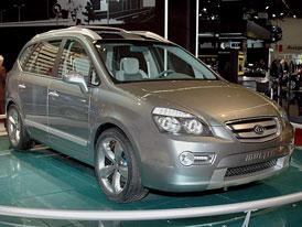 Kia Multi-S: předzvěst nového MPV