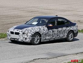 Spy photos: Nové BMW 3 (F30) – tříválce pro sezónu 2012