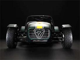 Video: Caterham Seven Team Lotus Special Edition