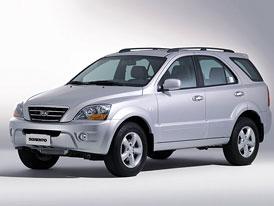 Kia Sorento 2006: vyšší výkony a nový vzhled prodlužují úspěch