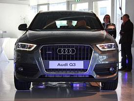 Audi Q3: Prvn� dojmy, �esk� ceny