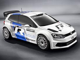 Volkswagen Polo R WRC: Rallye speciál pro rok 2013