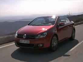 Video: Volkswagen Golf Cabriolet – Setkání s první generací