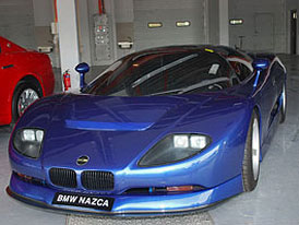 BMW Nazca M12: Na prodej v ČR