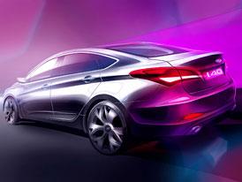 Hyundai i40: Sedan se představí v Barceloně