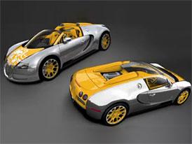 Bugatti Veyron Grand Sport Bijan: Jednokusovka pro íránského návrháře