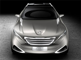 Peugeot 6008: PSA chystá velký crossover pro Čínu