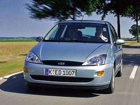 Historie Fordu Focus (1998-dosud): Kompaktní ostří