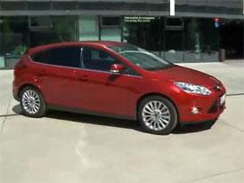 Video Ford Focus: Exteriér