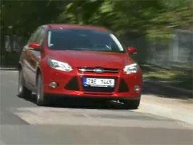 Video Ford Focus - Jízda