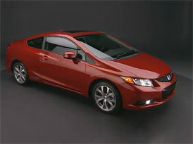 Video: Honda Civic Si � Sportovn� kup� pro Ameriku