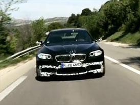 BMW M5: Supersedan na okruhu Miramas (video)