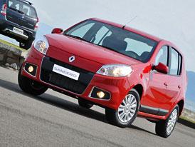 Renault Sandero: První facelift se ukázal v Brazílii