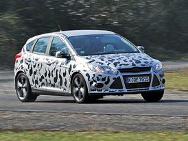 Spy Photos: Ford Focus ST (183 kW) přijde v roce 2012