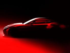 Aston Martin + Zagato + Villa d'Este = Nový vůz