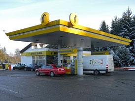 ADAC: Nejlepší pumpa v Evropě je na D1