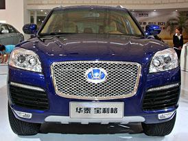 Saab pomůže Číňanům s distribucí levných SUV v USA a Evropě